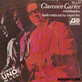 SINGLE CLARENCE CARTER- REMIENDOS