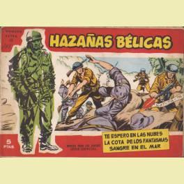 HAZAÑAS BELICAS ROJAS Nº 43
