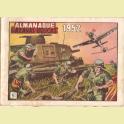 ALMANAQUE HAZAÑAS BELICAS 1952