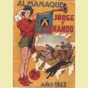 ALMANAQUE JORGE Y FERNANDO 1943
