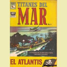 TITANES DEL MAR Nº  4