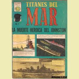 TITANES DEL MAR Nº  7