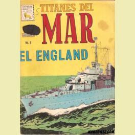 TITANES DEL MAR Nº  8