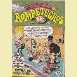 ROMPETECHOS EXTRA PRIMAVERA 1982