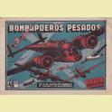 ALBUM INCOMPLETO BOMBARDEROS PESADOS
