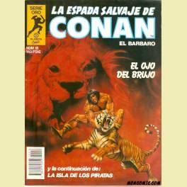 LA ESPADA SALVAJE DE CONAN VOL 1 Nº 18