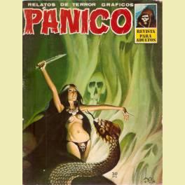 PANICO Nº 25
