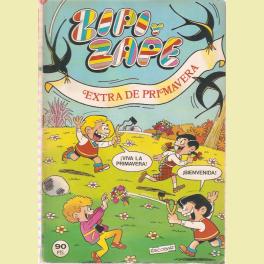 ZIPI Y ZAPE EXTRA DE PRIMAVERA 1982