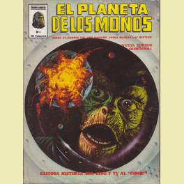 EL PLANETA DE LOS MONOS Nº 4
