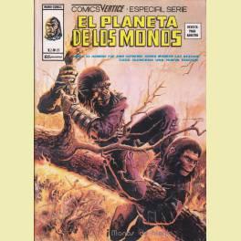 EL PLANETA DE LOS MONOS Nº27