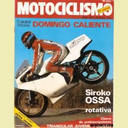 REVISTA MOTOCICLISMO Nº668 1980