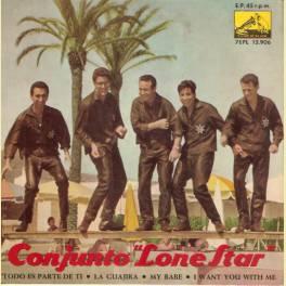 EP LONE STAR TODO ES PARTE DE TI-LA GUAJIRA-MY BABE- I WNAT YOU WITH ME