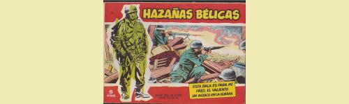HAZAÑAS BELICAS ROJAS