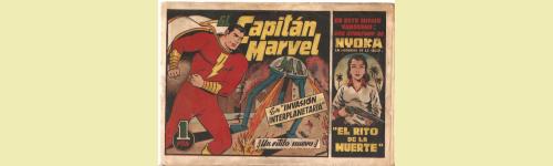 EL CAPITAN MARVEL