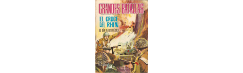 GRANDES BATALLAS