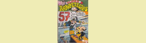 SUPER ROMPETECHOS