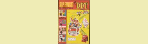 SUPLEMENTO DE HISTORIETAS DE EL DDT
