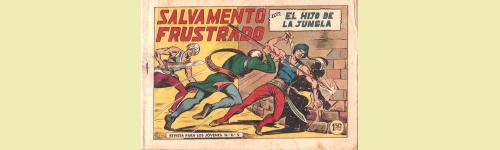 EL HIJO DE LA JUNGLA