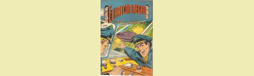 EL HALCON NEGRO