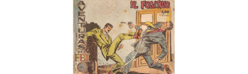 AVENTURAS DEL FBI 2ª EDICION