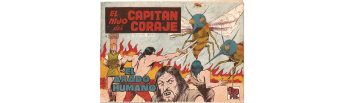 EL HIJO DEL CAPITAN CORAJE