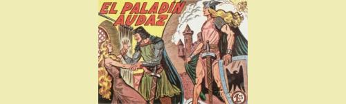 EL PALADIN AUDAZ