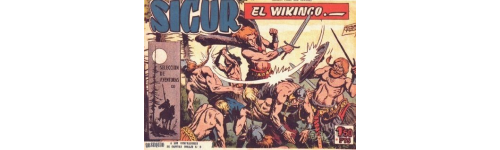 SIGUR EL VIKINGO