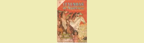 LEYENDAS DE AMERICA