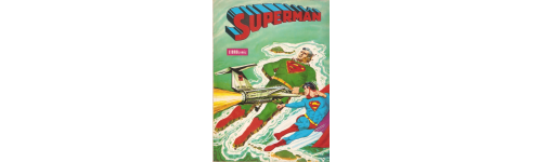 LIBRO COMIC SUPERMAN