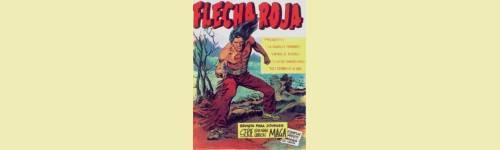 FLECHA ROJA REVISTA