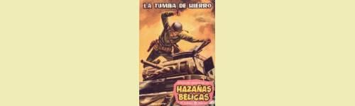 HAZAÑAS BELICAS (NOVELA GRAFICA)