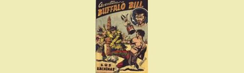 AVENTURAS DE BUFFALO BILL