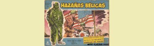 HAZAÑAS BELICAS AZULES