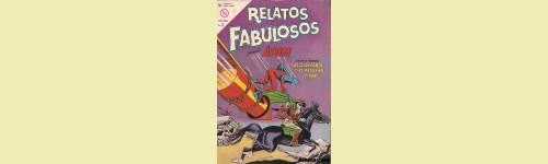 RELATOS FABULOSOS