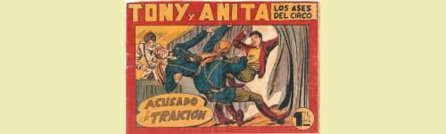 TONY Y ANITA