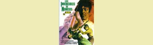 LOS INVENCIBLES DE NEMESIS