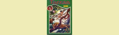 LIBRO COMIC TARZAN