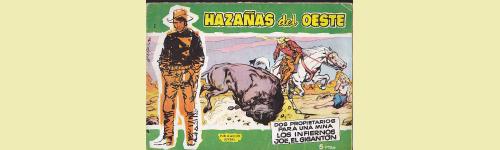HAZAÑAS DEL OESTE VERDES
